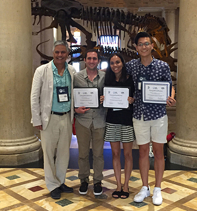 Dam lab 13th International Conference on Copepoda