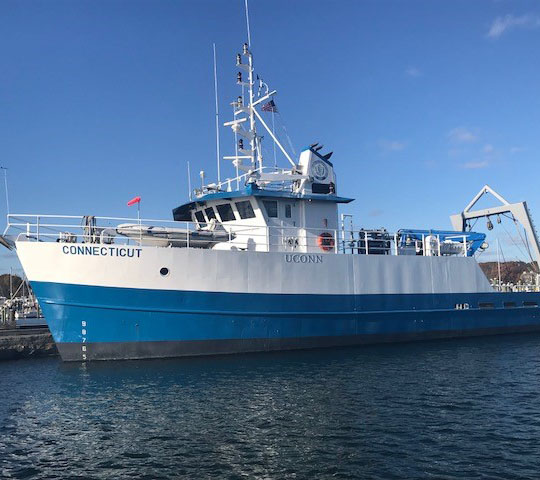 R/V CT Virtual Tour