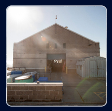 Rankin Seawater Lab